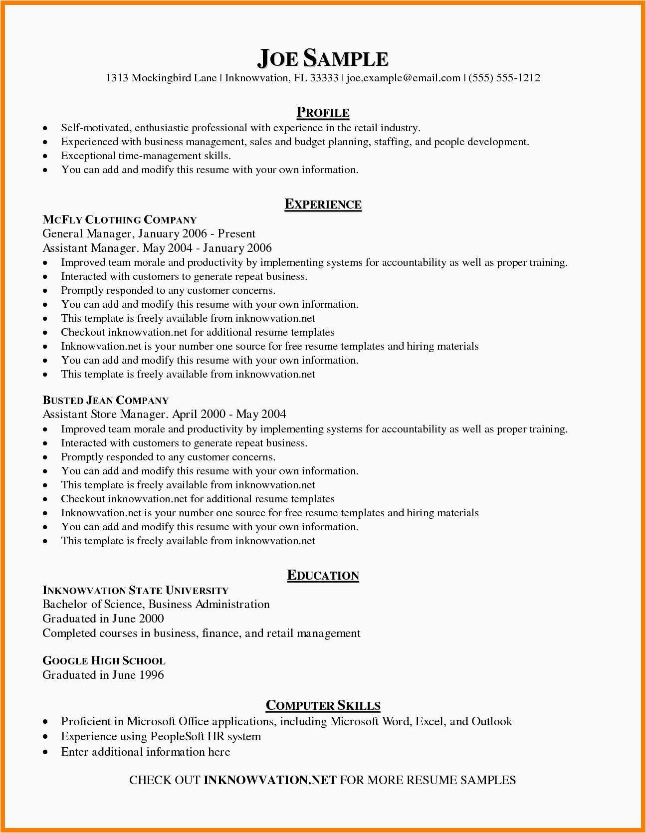 Resume Examples Office  Schedule Template Microsoft Office E Management Templates Word
