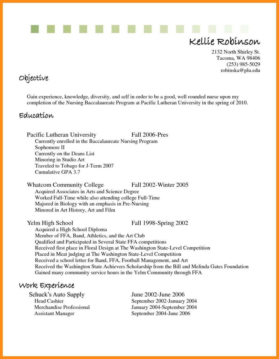 Resume Objective Example Biology Resume Objective Examples Retail Resume Template Image Job Objectives New Sales Associate resume objective example|wikiresume.com