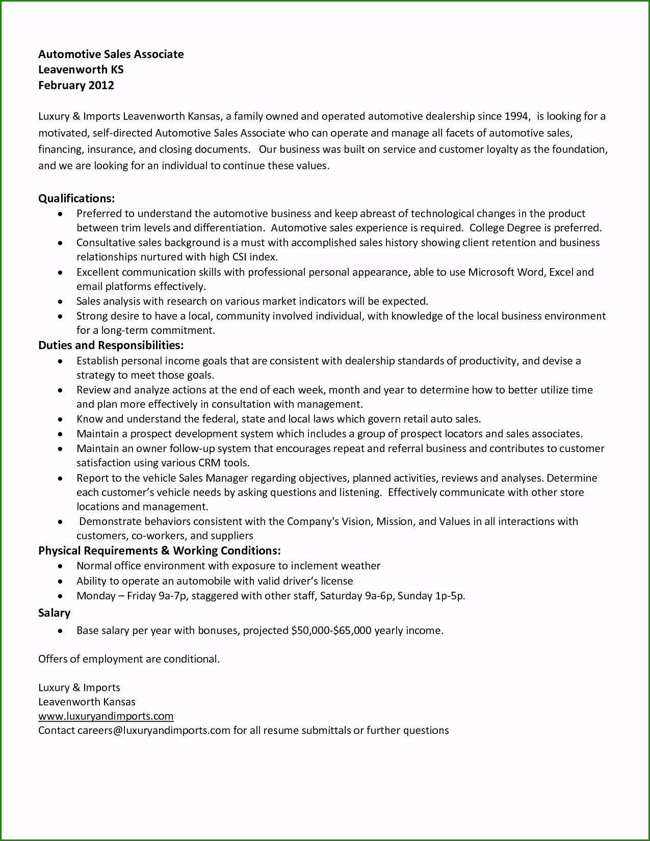Sales Associate Resume  The Ultimate Sales Associate Resume Examples For Your Achievement