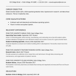 Samples Of Resumes Resume Cover Letter Examples Forlege Graduates Sample Faculty Position Example Freshmen Students Engineering samples of resumes wikiresume.com