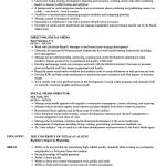 Social Media Resume Social Media Director Resume Sample social media resume|wikiresume.com