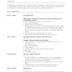 Social Media Resume Social Media Intern Cv Examples Monaco social media resume|wikiresume.com