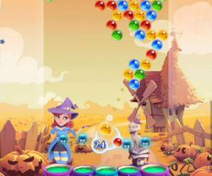 Bubble Witch 3 Saga : Game