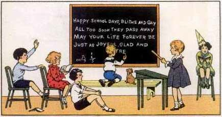 Funny School Jokes