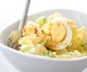 Make a Nice Classic Potato Salad