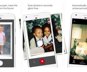 Digitize Your Old Photos With Smartphone