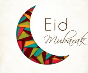 Happy Eid Mubarak : Eid-Ul-Fitr Messages And Wishes