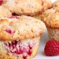 How To Raspberry And White Chocolate Muffins