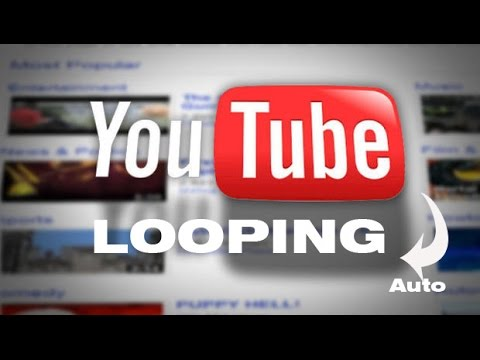youtube video looping