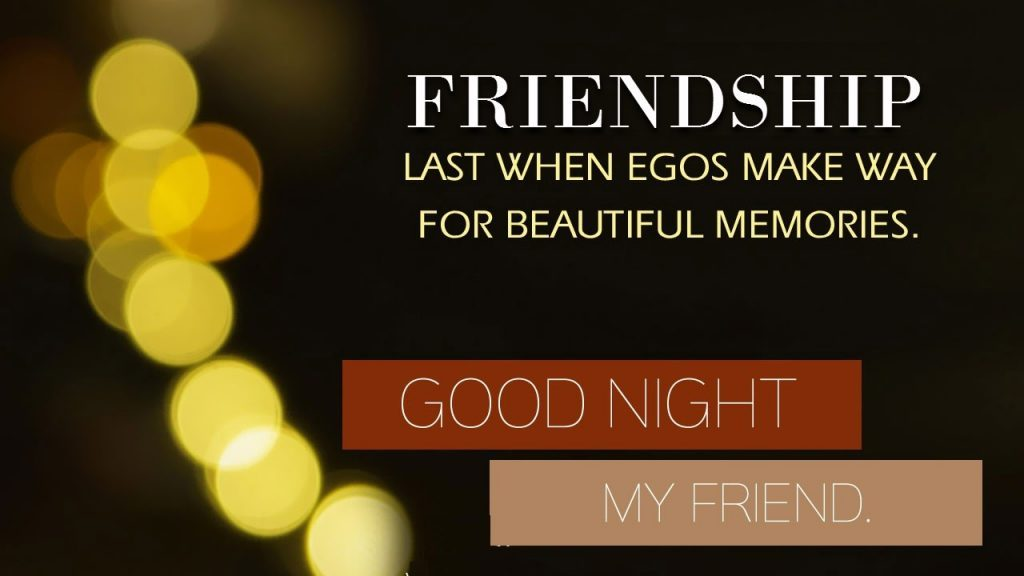 Best 40+ Good Night Wishes For Friends