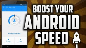 Boost Your Android Speed