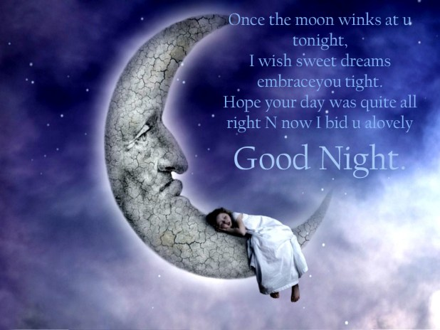 Loving Good Night Messages For Friends