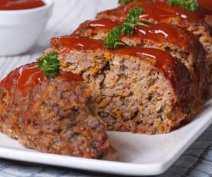 Meat Loaf : Full Recipe