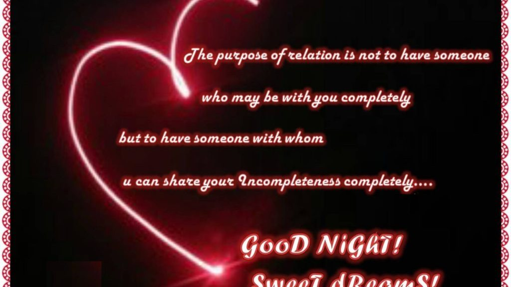 Top 40+ Romantic Good Night Messages For Wife