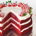 Red Velvet Cake with Full Recipe