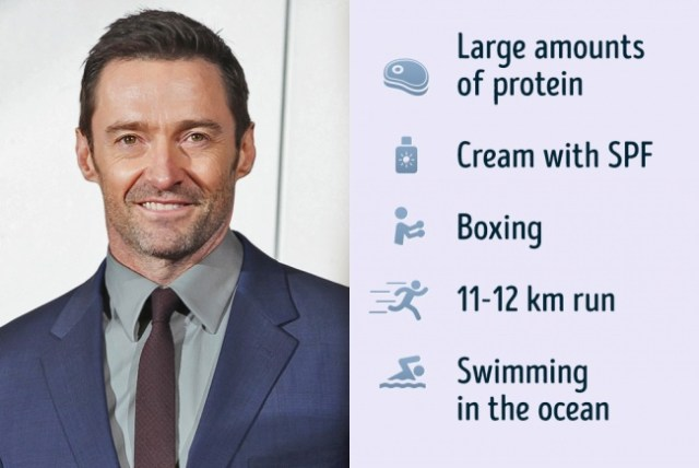 Hugh Jackman, 47