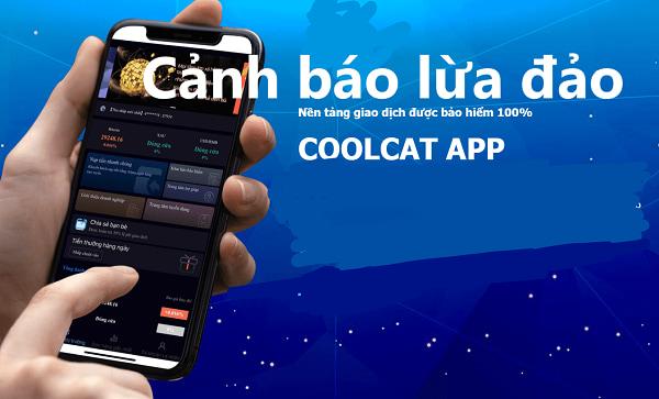 Coolcat là gì? Cảnh báo Coolcat lừa đảo?