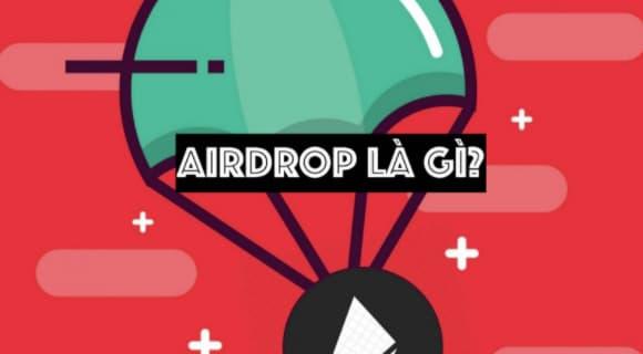 Airdrop Coin là gì?
