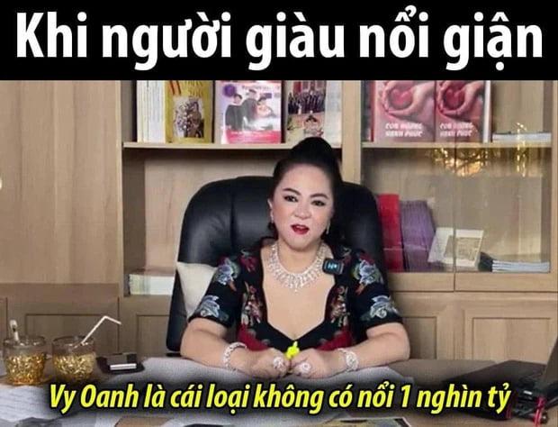 drama giữa Phương Hằng và Vy Oanh