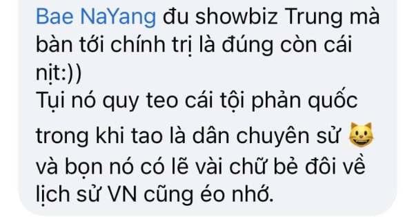 Đây là 1 phát biểu của bạn học sinh lớp 10 chuyên Sử trường THPT Quảng Xương 2 - Thanh Hóa