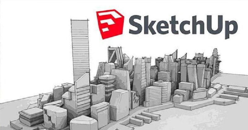 Phần mềm vẽ 3D xây dựng