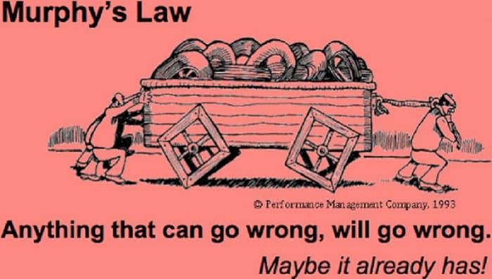 Định luật Murphy là gì