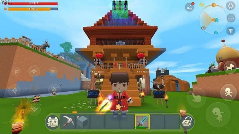 Cách chơi Mini World cho người mới