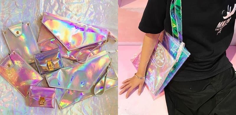 Ứng dụng của Hologram trong thời trang