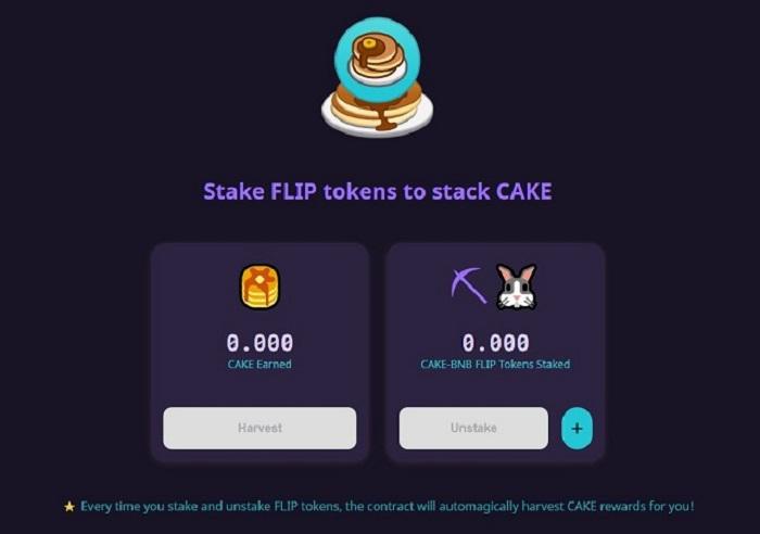 Đầu tư Cake coin