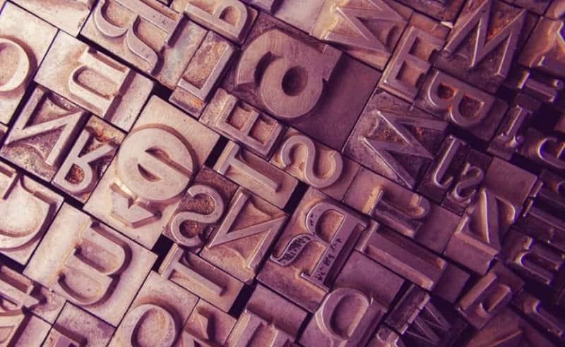 Khoảng cách trong Typography