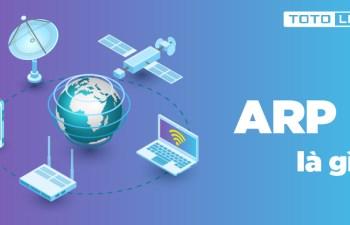 ARP là gì? Mục đích và version hoạt động và sinh hoạt của ARP - ảnh minh hoạ