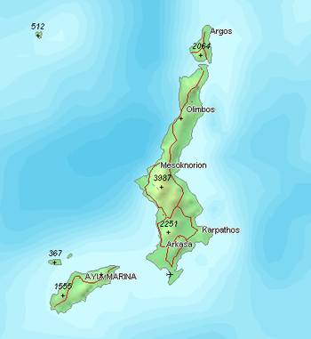Karpathos  Wikitravel