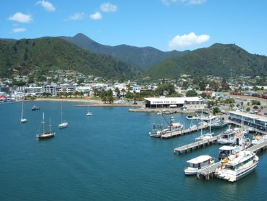 Picton New Zealand  Wikitravel