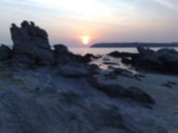 Sunset at Bon Island