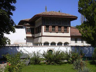 The Khan's palace