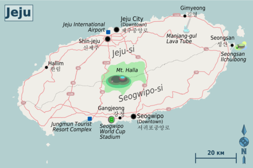 Jeju Special Autonomous Province