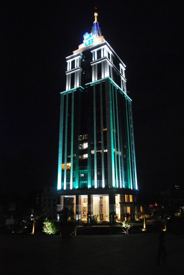 UB City, Photo Credit: Sanyambahga