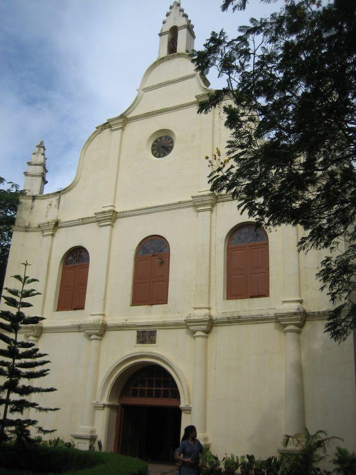 St. Francis Church, Kochi, Image Credit: http://wikitravel.org/en/Kochi