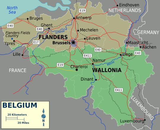 belgium wikitravel