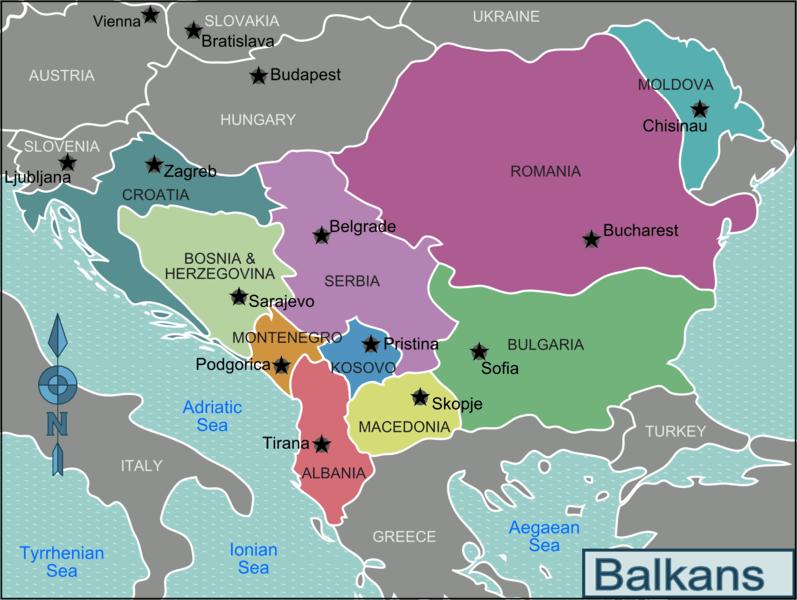 File:Balkans regions map.png