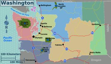 Washington (state) - Wikitravel