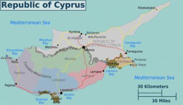 Cyprus Wikitravel
