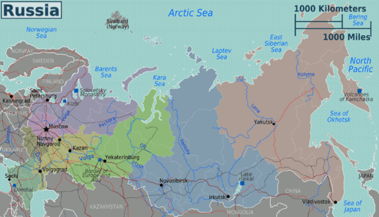 Russia Wikitravel