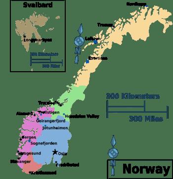 Norway Wikitravel