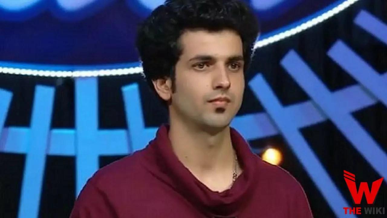 Ankush Bhardwaj (Indian Idol Season 10)