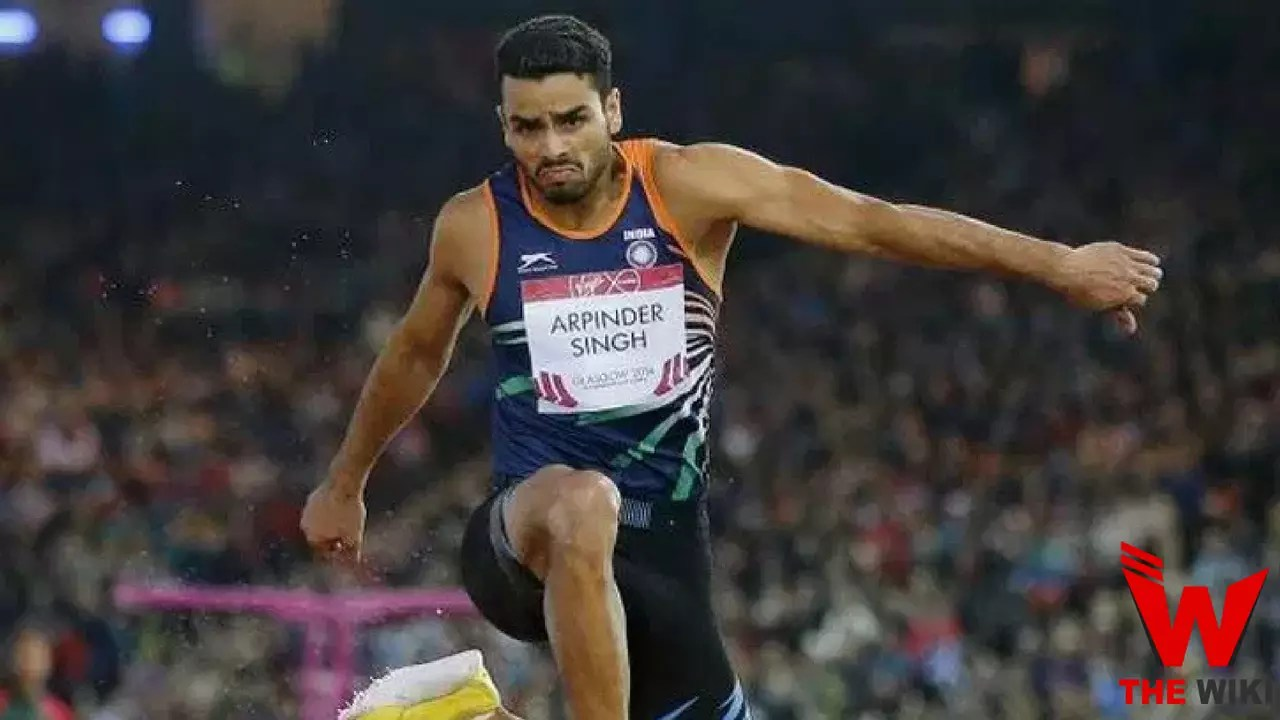 Arpinder Singh (Asian Games Gold Medalist)
