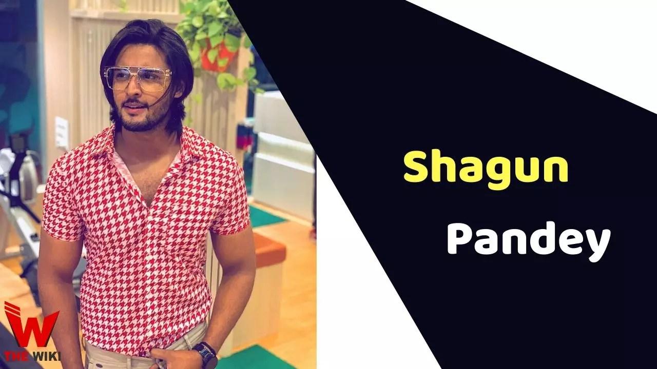 Shagun Pandey (Actor)