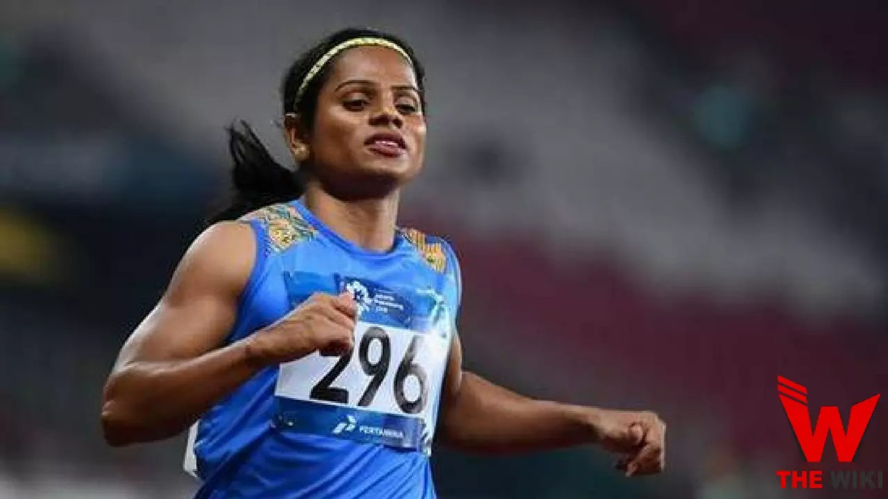 Swapna Barman (Asian Games Gold Medalist)