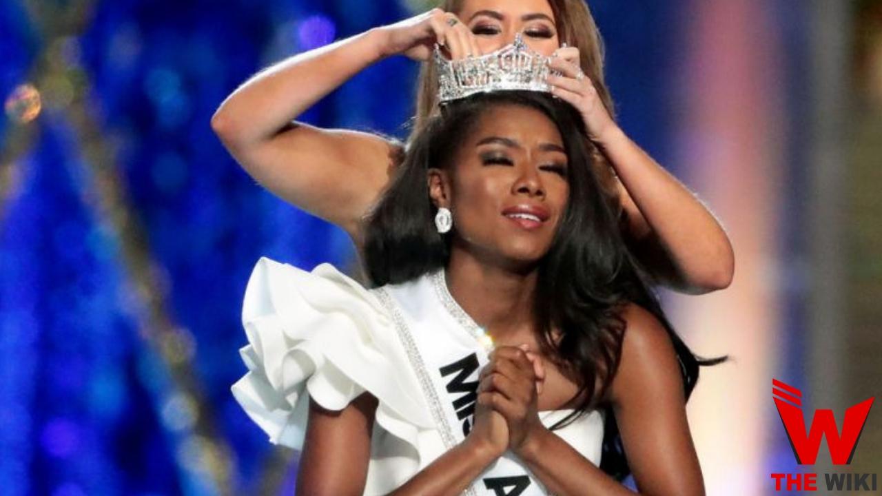 Nia Imani Franklin (Miss America)