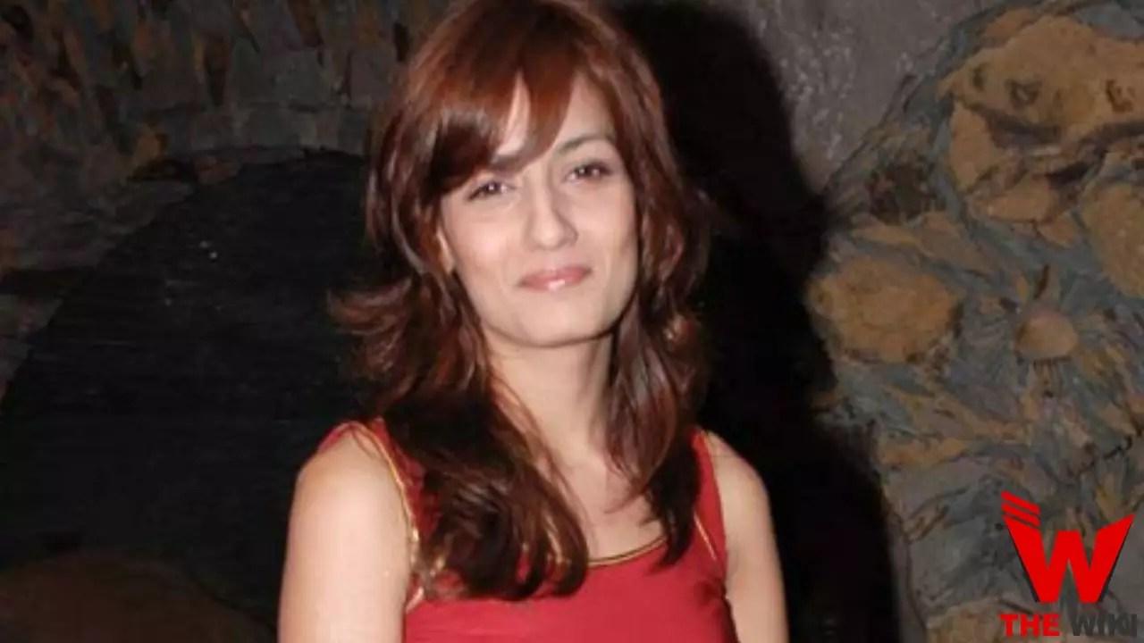 Shruti Vyas (Actress)
